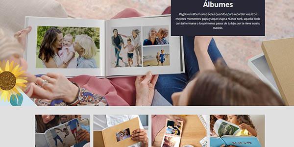 Photobox álbums de fotos digitales