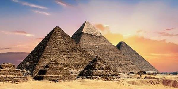 Pirámides Egipto curiosidades y misterios