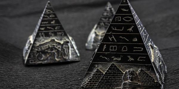 pirámides de Egipto y matemáticas