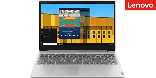"Portátil Lenovo Ideapad S340-15 de 15,6"" Full HD"