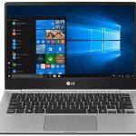 """Portátil ultraligero LG Gram 13Z990-G de 13,3"""" Full HD"""