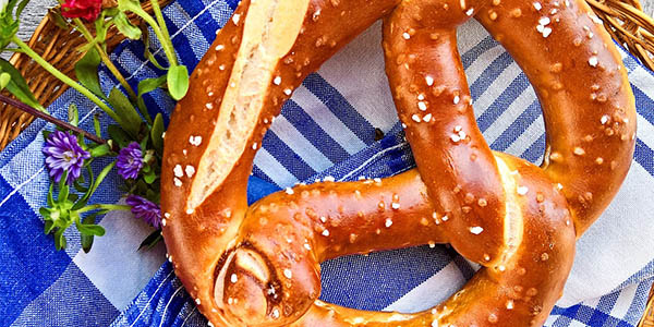 pretzel receta fácil platos viajeros