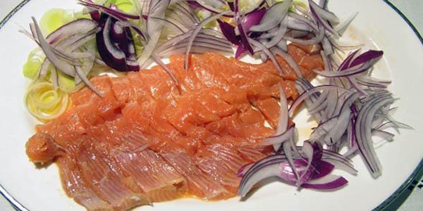 Rakfisk noruego recetas de platos internacionales