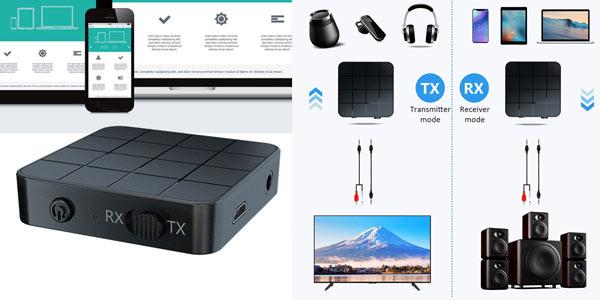 Receptor y transmisor Bluetooth en oferta en Aliexpress