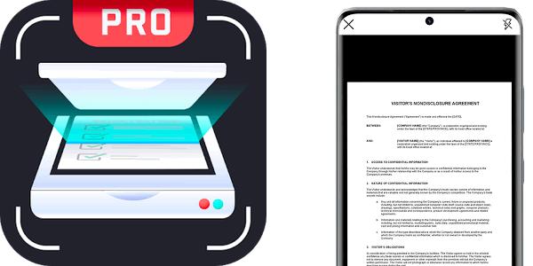 Scanner Pro PDF Doc Scan gratis
