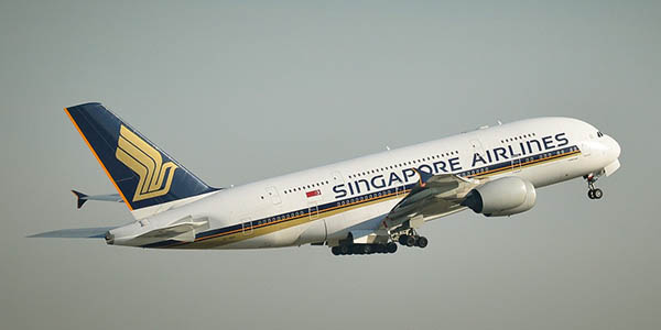 Singapore Airlines vuelo más largo del mundo