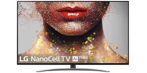 Smart TV LG SM8200 UHD 4K HDR con IA