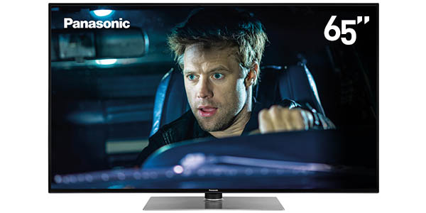 """Chollo Smart TV Panasonic TX-65GX565E UHD 4K HDR de 65"""" por sólo 589€ con envío gratis (-41%)"""