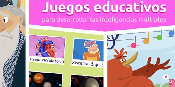 Smile & Learn aplicación infantil para aprender gratis