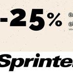 Sprinter descuentos en zapatillas de deporte de primeras marcas abril 2020
