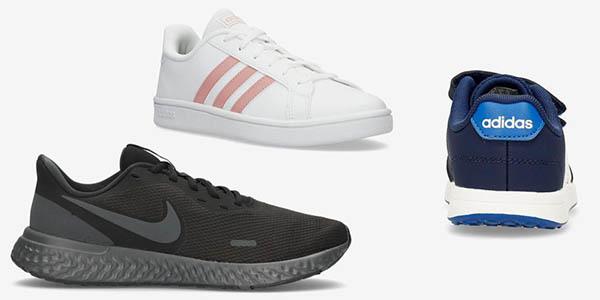 Sprinter ofertas en calzado deportivo de marca para hombre, mujer y niños