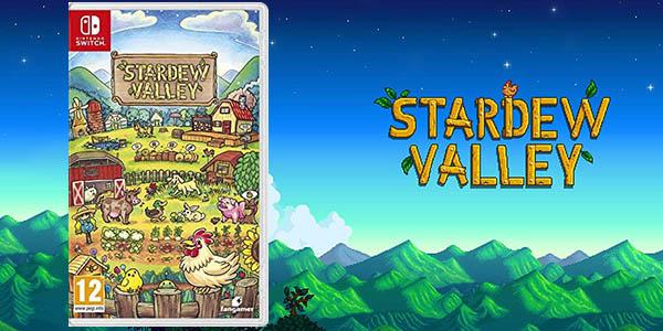 Stardew Valley para Nintendo Switch