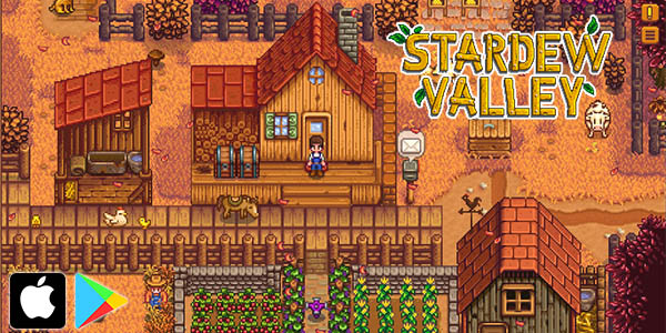 Stardew Valley para iOS y Android