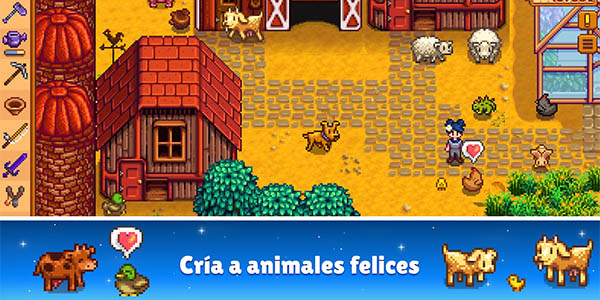 Stardew Valley para iOS y Android barato