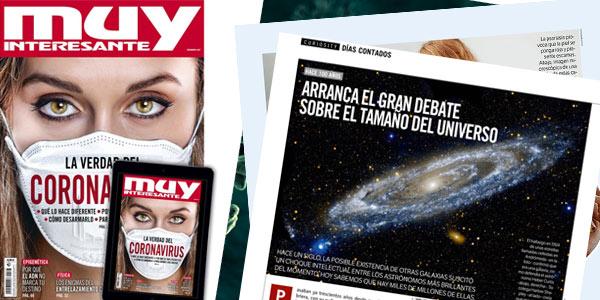 Suscripción a la revista Muy Interesante por sólo 16€