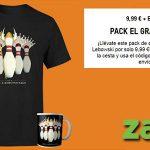 taza y camiseta El Gran Lebowski oferta