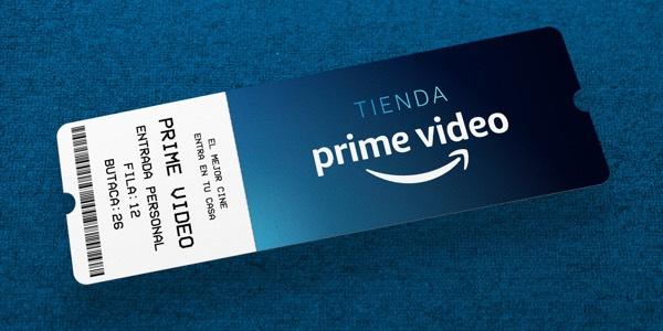 Tienda Prime Video de Amazon
