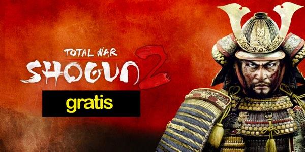 Total War Shogun 2 gratis para PC