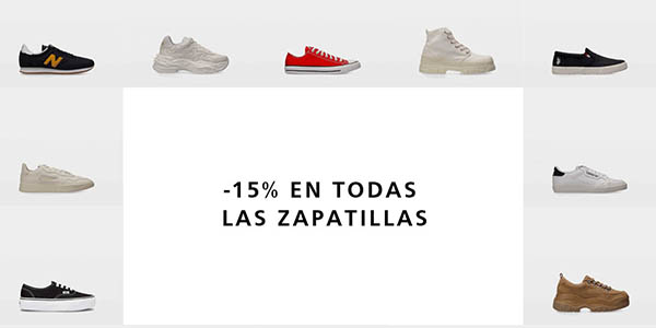 Ulanka sneakers Days promoción zapatillas de marca
