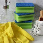Limpiar tu hogar con bicarbonato de sodio
