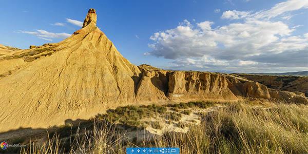 visita virtual montañas y paisajes de senderismo España y mundo
