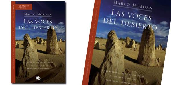Las voces del desierto libro Marlo Morgan aborígenes de Australia