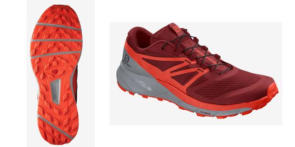 Zapatillas de trail running Salomon Sense Ride 2 en oferta