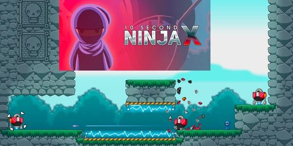Descargar 10 Second Ninja X gratis