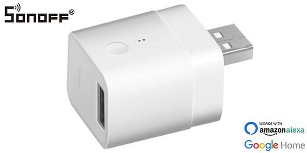 Enchufe USB inteligente SONOFF Micro 5V WiFi