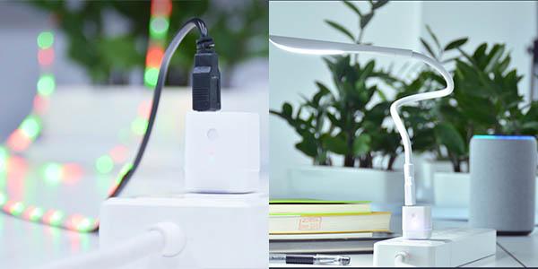 Enchufe USB inteligente SONOFF Micro 5V WiFi en AliExpress