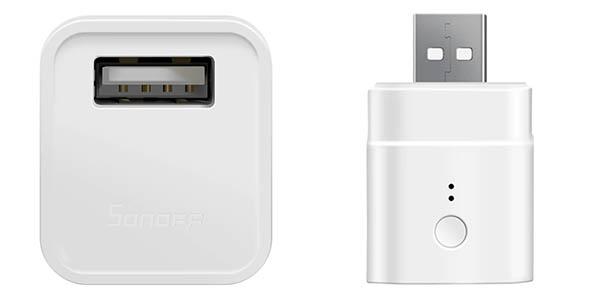 Enchufe USB inteligente SONOFF Micro 5V WiFi barato