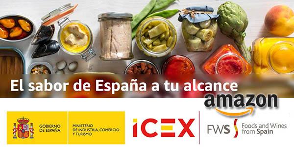 Amazon tienda de alimentos y vinos de España