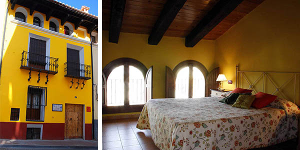 apartamentos Canónigo en Teruel chollo escapada arte mudéjar