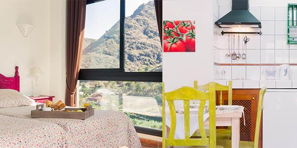 apartamentos Los Telares en La Gomera escapada a Patrimonio de la Humanidad UNESCO parque Garajonay