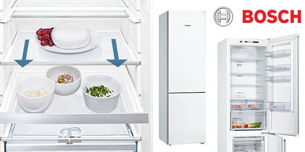 Bosch KGN39VW45 frigorífico combi No Frost oferta