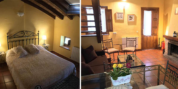 El Bulin en Horcajuelo alojamiento barato en la Sierra de Madrid