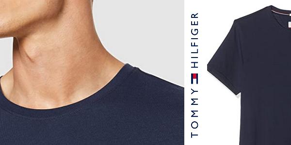 Camiseta Tommy Hilfiger Regular para hombre chollazo en Amazon