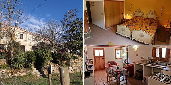 Can Parròquia casa de campo en el Montseny económica y con cancelación gratis