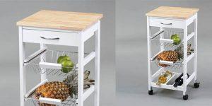 carro de cocina Kit Closet botellero para vino oferta
