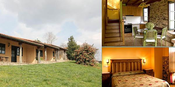 Casa do Cura apartamento rural para parejas en Galicia barato