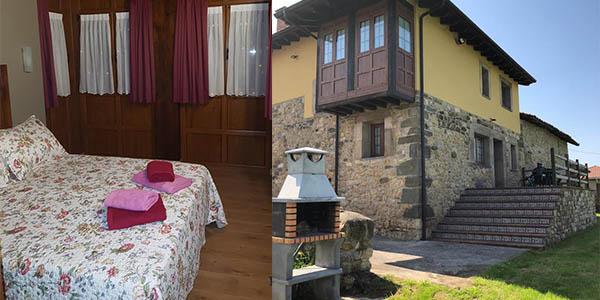 Casa El nene alojamiento económico cerca de Covadonga Asturias verano