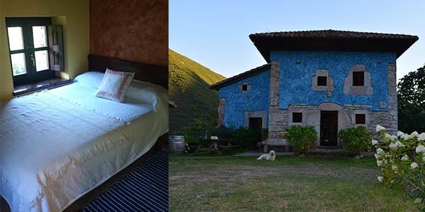 Casa Rural El Cantiellu cerca de los Picos de Europa barata para el verano