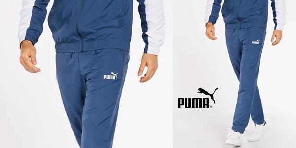 Chándal Puma Woven para hombre chollazo en Sprinter