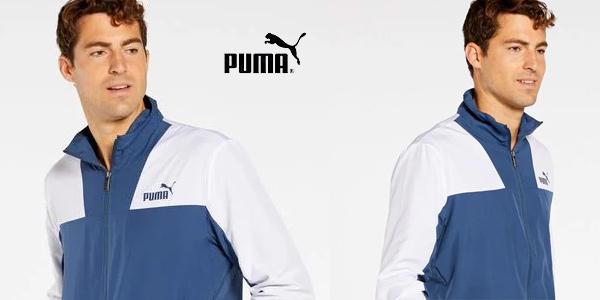 Chándal Puma Woven para hombre chollo en Sprinter