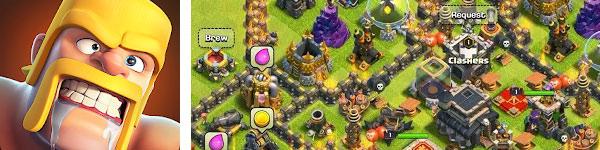 Clash of clans gratis para Android