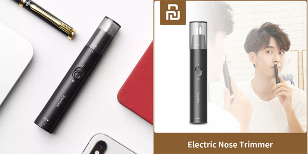 Cortapelos para nariz Xiaomi Youpin Showsee C1 BK barato