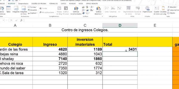 Curso gratis de Excel básico avanzado para negocios gratis en Udemy