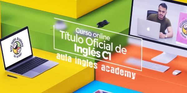 Curso online con certificación oficial Inglés C1 gratis en Udemy