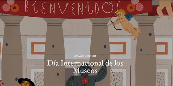 Día internacional de los Museos con actividades virtuales gratuitas