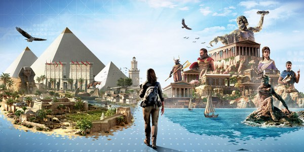 Discovery Tour Assassin's Creed gratis